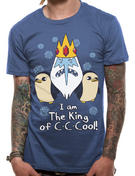 Adventure Time (King Of Cool) T-shirt