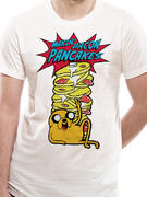 Adventure Time (Pancakes) T-shirt