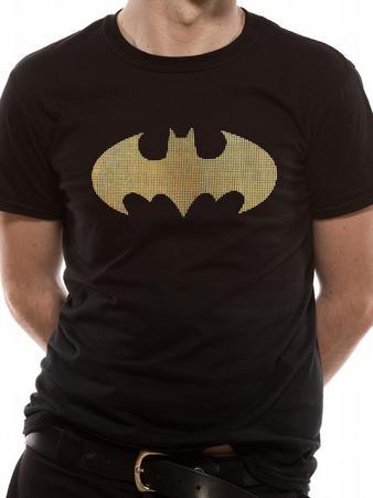 Batman (3 Colour Dots) T-shirt Preview