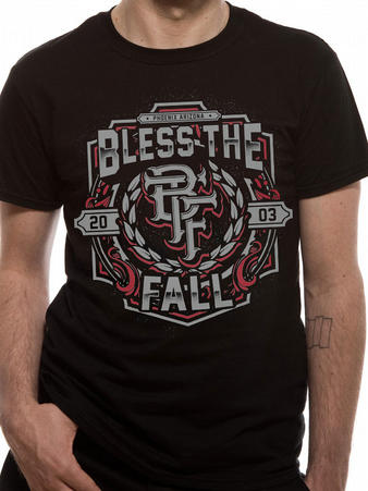 Bless The Fall (Crest) T-shirt Preview