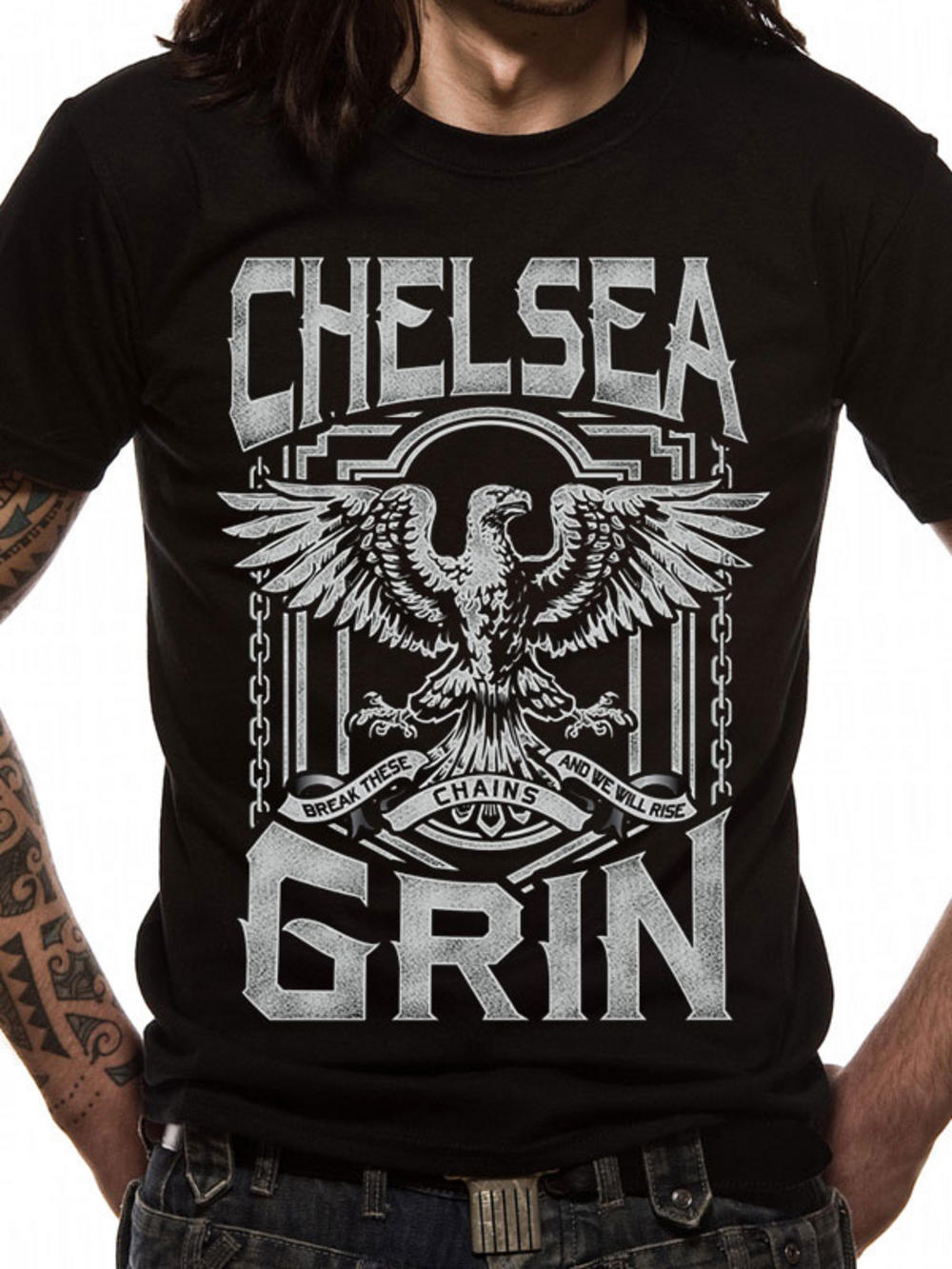 chelsea grin chainbreaker t shirt buy chelsea grin chainbreaker t shirt at. Black Bedroom Furniture Sets. Home Design Ideas