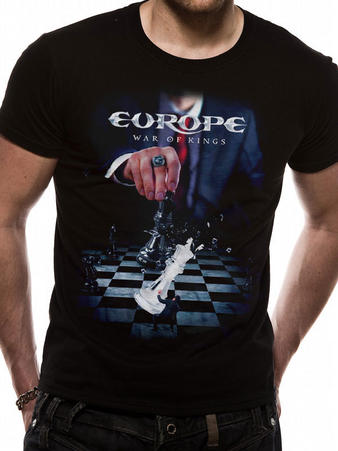 Europe (War Of Kings) T-shirt Preview