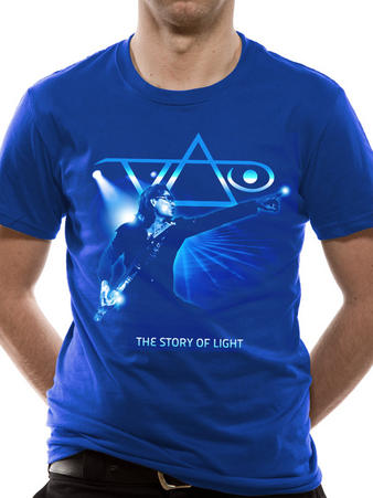 Steve Vai (The Story Of Light) T-shirt Preview