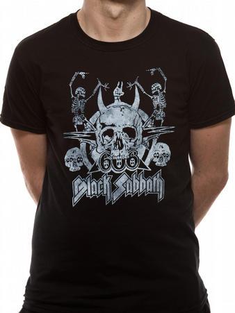 Black Sabbath (Dancing) T-shirt Preview