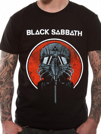 Black Sabbath (Live 14) T-shirt Preview