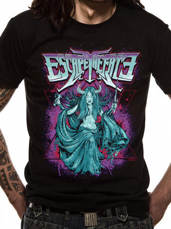 Escape The Fate (Priestess) T-shirt Preview
