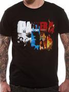 Pantera (Album Collage) T-shirt