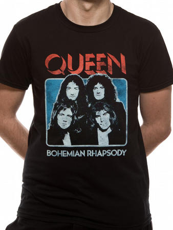 Queen (Bo Rhap) T-shirt Preview