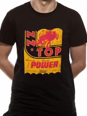 ZZ Top (Speedoil) T-shirt Preview