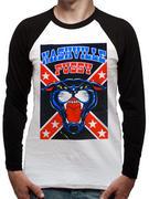 Nashville Pussy (Panther) Raglan