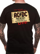 AC/DC (Olympic Stadium) T-Shirt Thumbnail 2