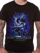 Jimi Hendrix (King Of Kings) T-shirt