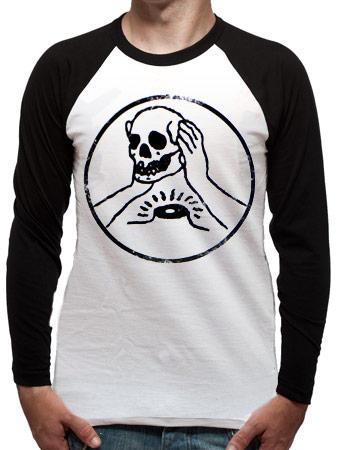 Against Me! (Skull) Raglan Preview