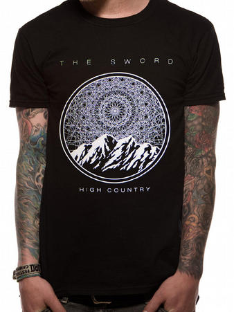 The Sword (Mountain) T-shirt Preview