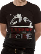 For The Fallen Dreams (Front Man) T-shirt