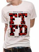 For The Fallen Dreams (Flower Logo) T-shirt