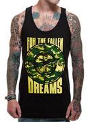 For The Fallen Dreams (Anchor Clock) Vest