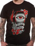 For The Fallen Dreams (Eye) T-shirt