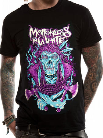 Motionless In White (Indian) T-shirt Preview