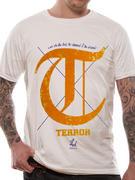 Terror (Damned) T-shirt