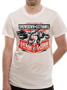 Batman Vs Superman (Showdown In Gotham) T-shirt
