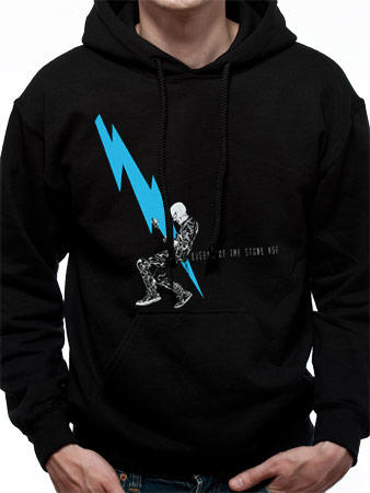 Queens Of The Stone Age (Lightning Dude) Hoodie Preview