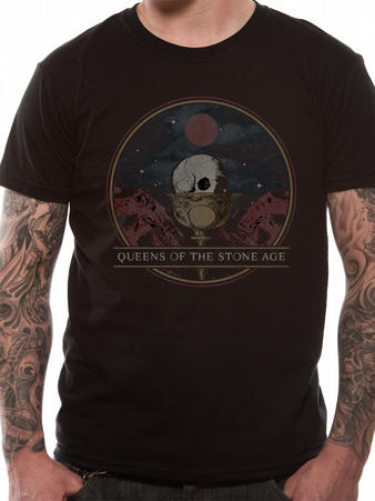 Queens Of The Stone Age (Chalice) T-shirt Preview