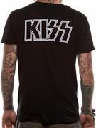 KISS (Gene Face) T-shirt Thumbnail 2