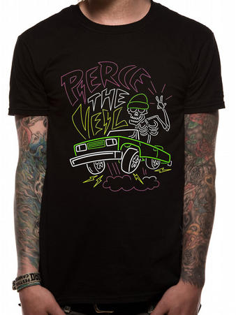 Pierce The Veil (Lo Rider) T-shirt Preview