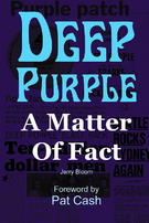 Deep Purple (A Matter Of Fact) Book