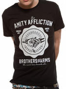 The Amity Affliction (Brothers Crest) T-shirt