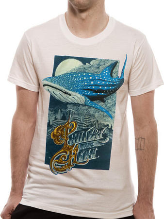Protest The Hero (Whale) T-shirt Preview