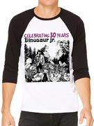 Dinosaur Jr (30 Years) Raglan