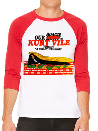 Kurt Vile (Our Hoagie) Raglan Preview