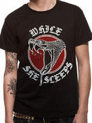 While She Sleeps (Snake) T-shirt