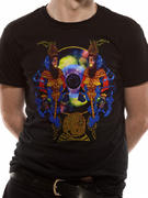 Mastodon (Crack The Skye) T-shirt