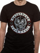 Motorhead (Biker Badge) T-shirt