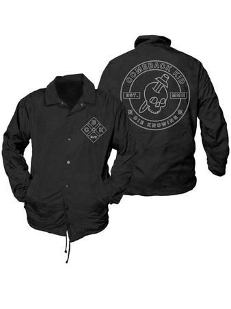 Comeback Kid (Brain Dead) Windbreaker Preview