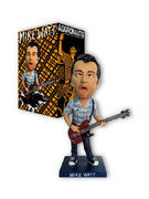 Mike Watt (Limited Edition Throbbleheads) Bobblehead Figure