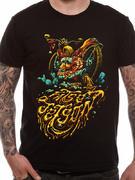 Fatso Jetson (Motorcycle) T-shirt