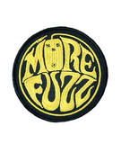 More Fuzz! (Logo) Woven Patch