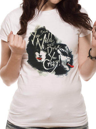KISS (Drive You Crazy) T-shirt Preview