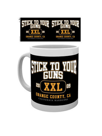 Stick To Your Guns (Hardcore) Mug Preview