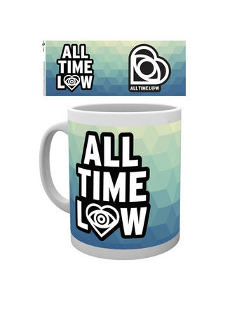All Time Low (Logo) Mug Preview