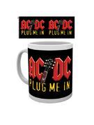 AC/DC (Plug Me In) Mug