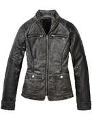 Brandit (PU Biker) Jacket