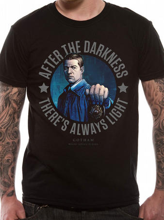 Gotham (After The Darkness) T-shirt Preview