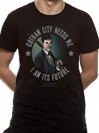Gotham (Needs Me) T-shirt Preview