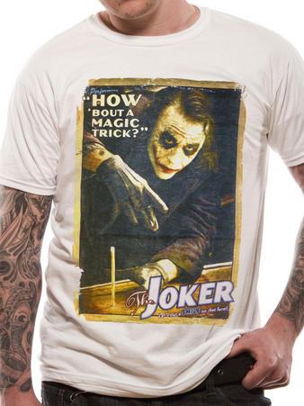 The Joker (The Dark Knight) T-shirt Preview