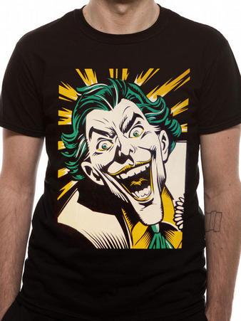 The Joker (Laugh) T-shirt Preview